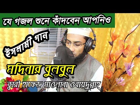 Modinar Bulbul Nobi Rasul Allah | Qari Hafez Maulana Obydullah | Bangla Islamic Song | Bangla Gojol