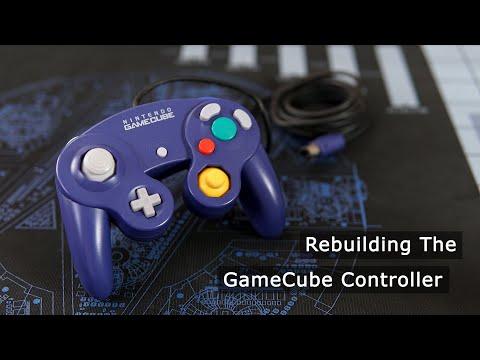 Walkthrough: Refurbishing a GameCube Controller
