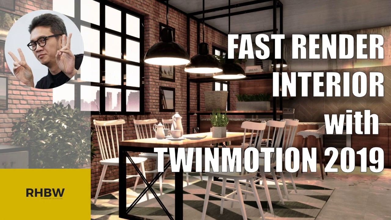 Download Easy Render 2 0 with Twinmotion 2019