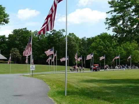 Quantico National Cemetery, Triangle Virginia