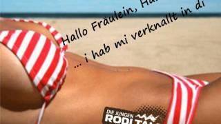 Die jungen Rodltaler - Hallo Fräulein Wunderbar