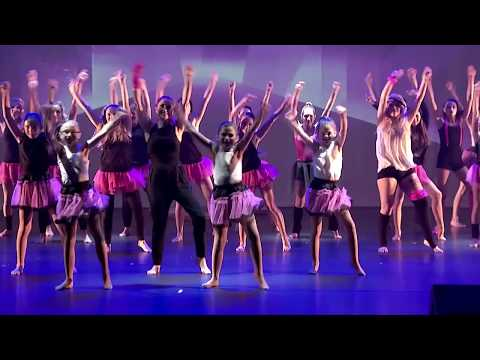 Spectacle 2015 de l'atelier danse Nastasia