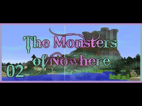 The Monsters of Nowhere - Corruption in San Marino! [S02E02] | Minecraft 1.12.2