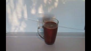 Целебный напиток из боярышника.