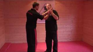 Striking Nerves behind the ear, TW-17 Pressure Point