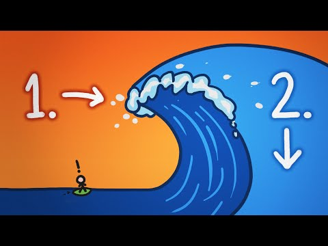 How Do Some Waves Get SO Big?