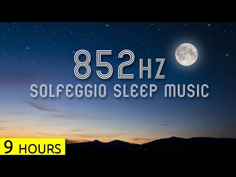 852Hz | Transform Cells to Higher Energy Systems in Sleep |