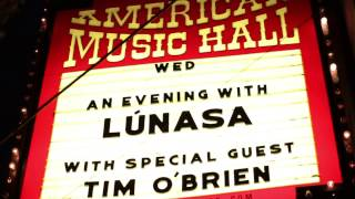 Lúnasa Featuring Tim O'Brien