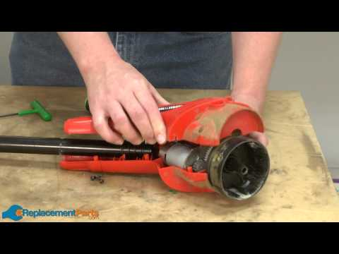 How to Replace the Motor Housing on a Black and Decker CST1200 String Trimmer (Part # 90519797)
