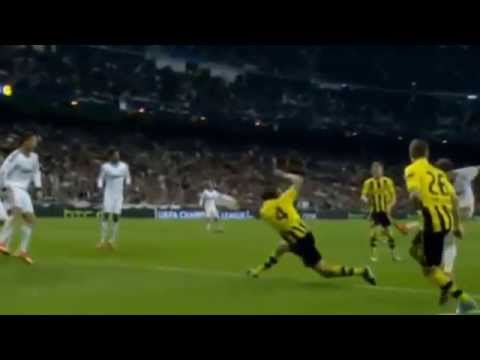 Real Madrid 2 0 Borussia Dormunt   GOLES HD   Audio COPE   Champions League 8/04/2014