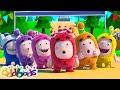 Oddbods | The Rainbow Characters | Cartoon For Kids