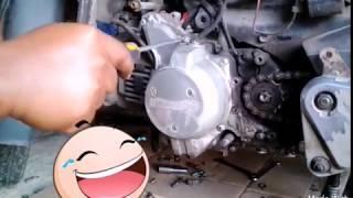 Spanar buka skru enjin motor impact driver-blog
