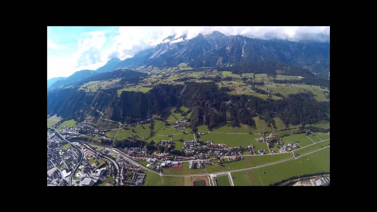 Paragliden Oostenrijk 2014 (Planai, Schladming 1850 m hoogte)