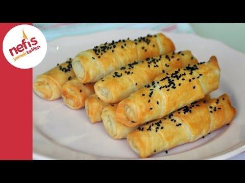 Patatesli Çıtır Börek Tarifi - Nefis...