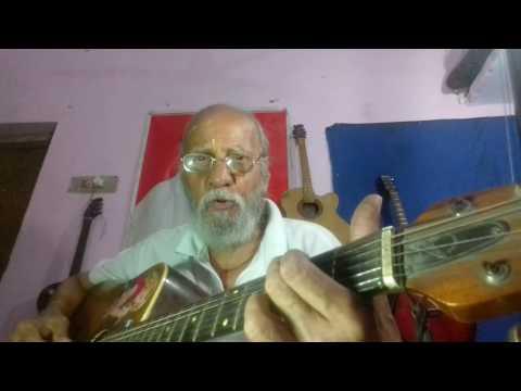 How to play Jan gan man on guitar chords  lesson by Parshuram sharma