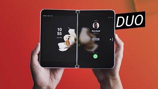 Surface Duo - Android смартфон с двумя экранами от Microsoft!
