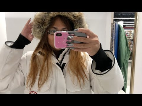 DID I GET THE CANADA GOOSE JACKET FOR $140?