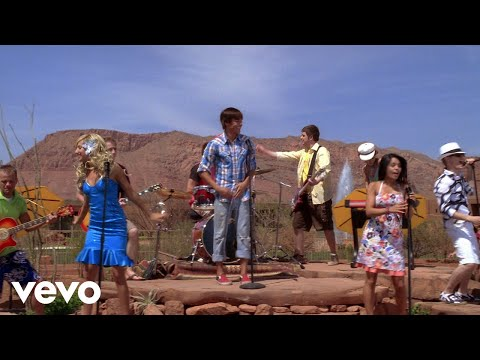 "High School Musical Cast - All For One (From ""High School Musical 2"")"