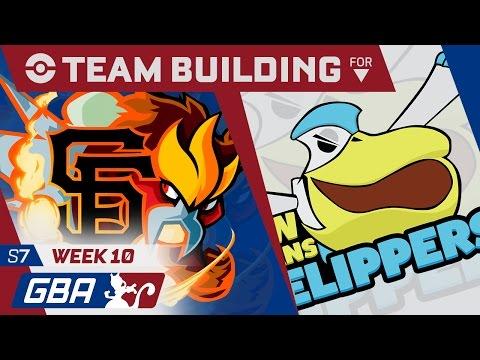 The Locker Room - GBA Season 7 Week 10 vs. New Orleans Pelippers