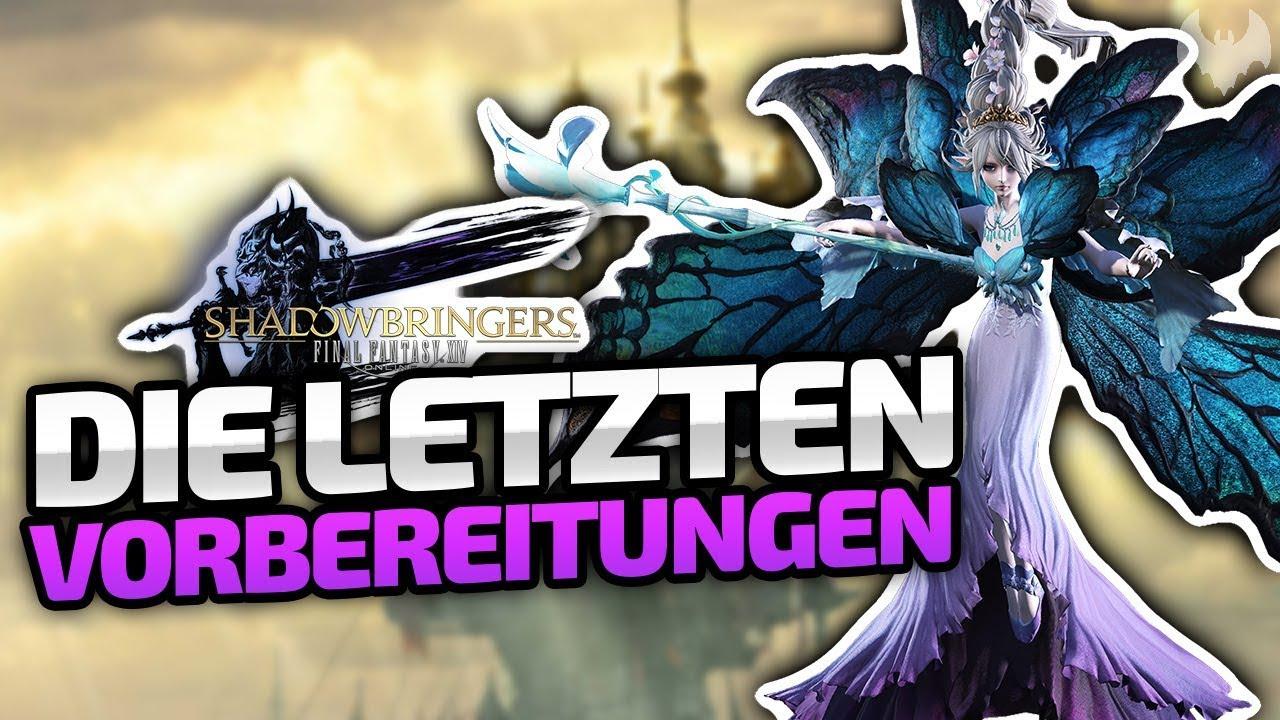 Der Wurm im Ausland - ♠ Final Fantasy XIV: Shadowbringers ♠