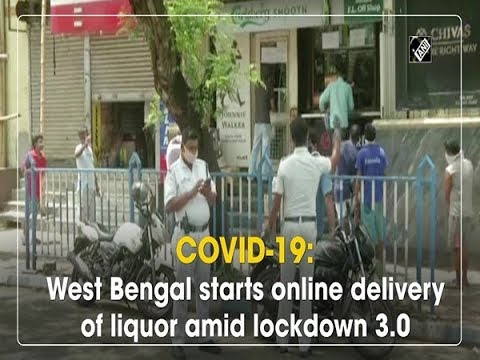 COVID-19: West Bengal Starts Online Delivery Of Liquor Amid Lockdown 3.0