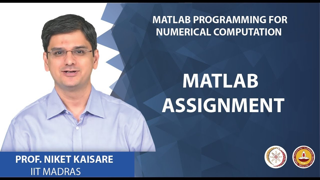 nptel matlab assignment submission help nptel matlab assignment submission help