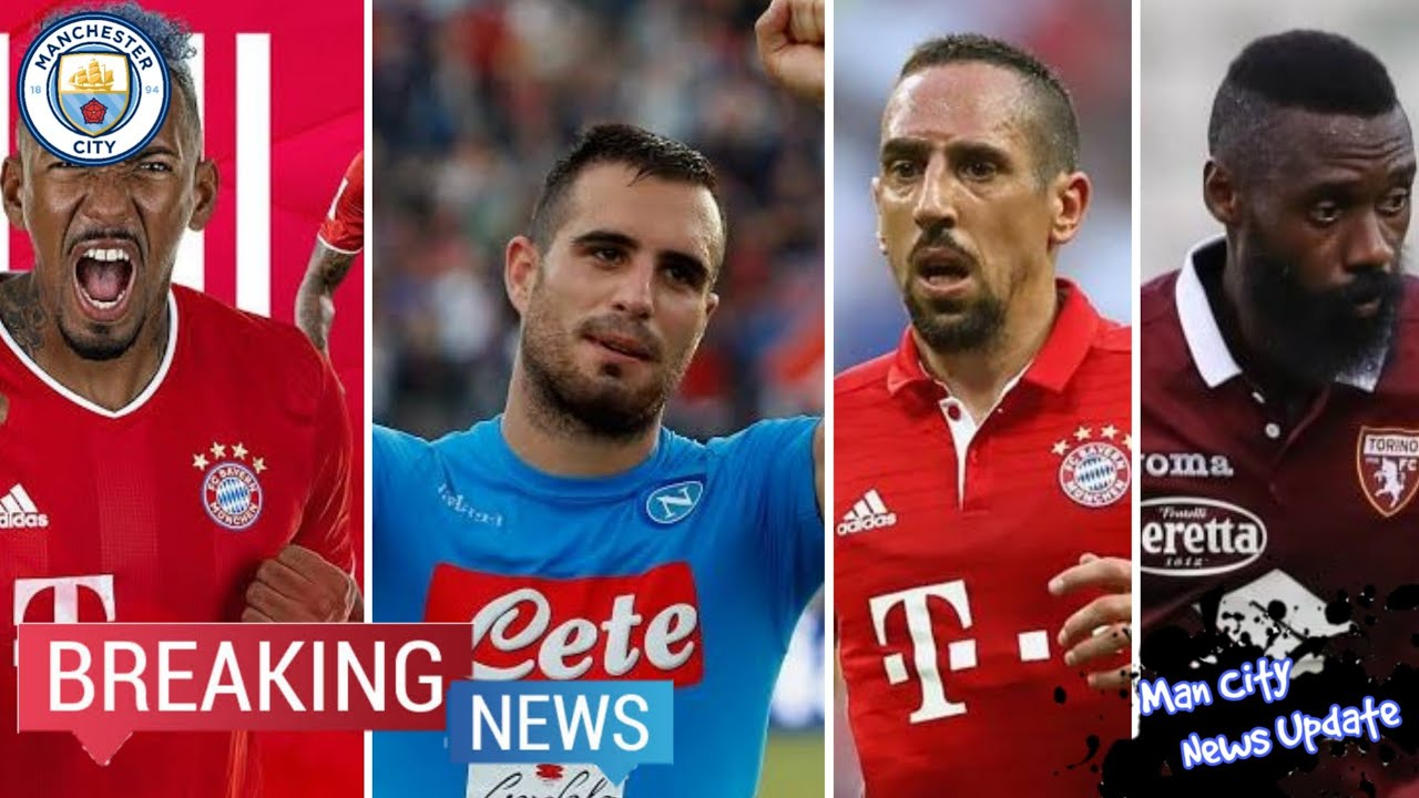 Download OFFICIAL: Free agents Manchester City could still sign this summer
