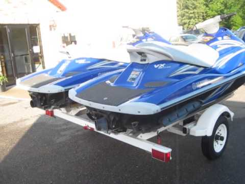 2007 yamaha vx1100 deluxe waverunner for sale by friedrich for Yamaha waverunner covers sale