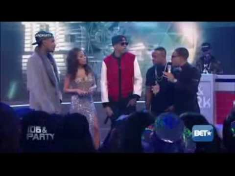 Trey Songz and August Alsina 2014 Bet Live performance and interview