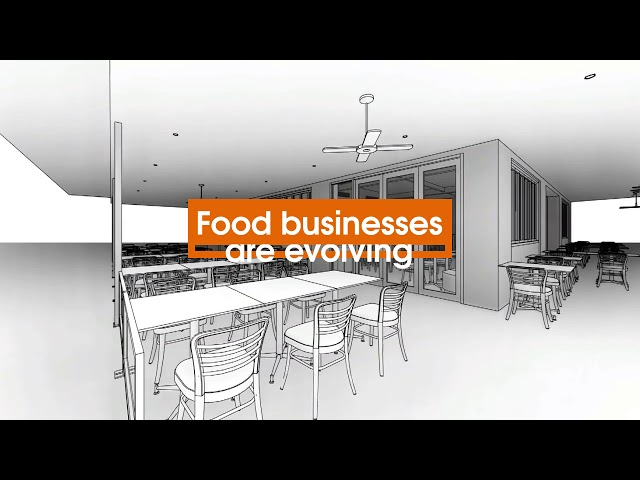 Foodservice Designs for Food Delivery | Commercial Kitchen Design | Food Strategy