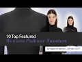 10 Top Featured Womens Pullover Sweaters Amazon Fashion, Winter 2017