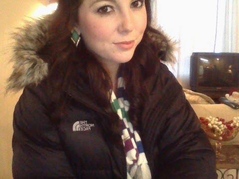 Kids winter coat for girls