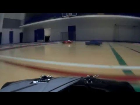 R/C car - onroad FPV -13 dec 2015