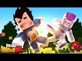 Minecraft: ESCOLA DRAGONBALL (DragonBall Z ) - A MORTE DE VEGETA?! #22