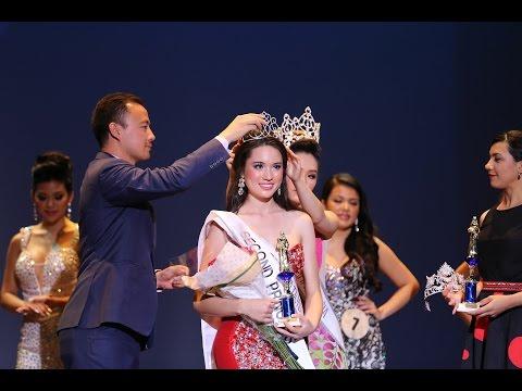 Toàn bộ cuộc thi hoa hậu Miss International Aisa Pageant 2015