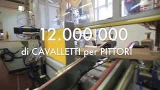 Easel Mabef Cavalletti Per Artisti 1920x1080 Full Hd