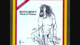 Watch Dennis Brown So Jah Say video