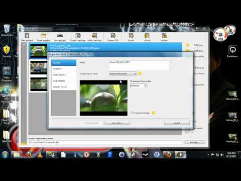 How to Make a Video DVD From Any Video File for Free (General Nerdery Episode 15)
