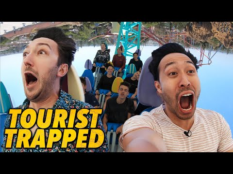 Los Angeles: Tourist Attractions Vs. Hidden Gems • Tourist Trapped