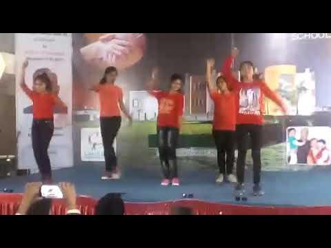 Westrn dance during iimun at laurels international school..... Leading By alisha kasera