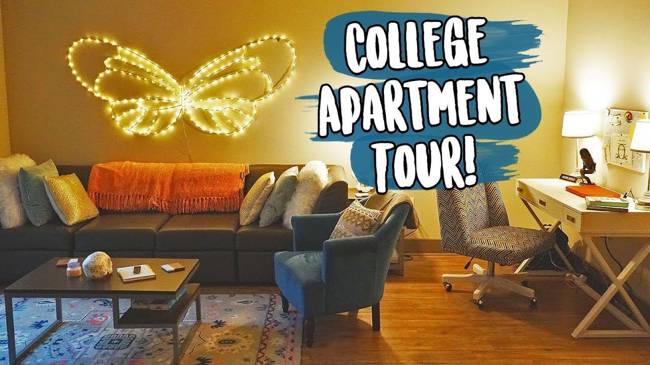 College Apartment Tour Uga 2019