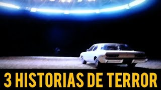 3 HISTORIAS DE TERROR XI (RELATOS DE HORROR)