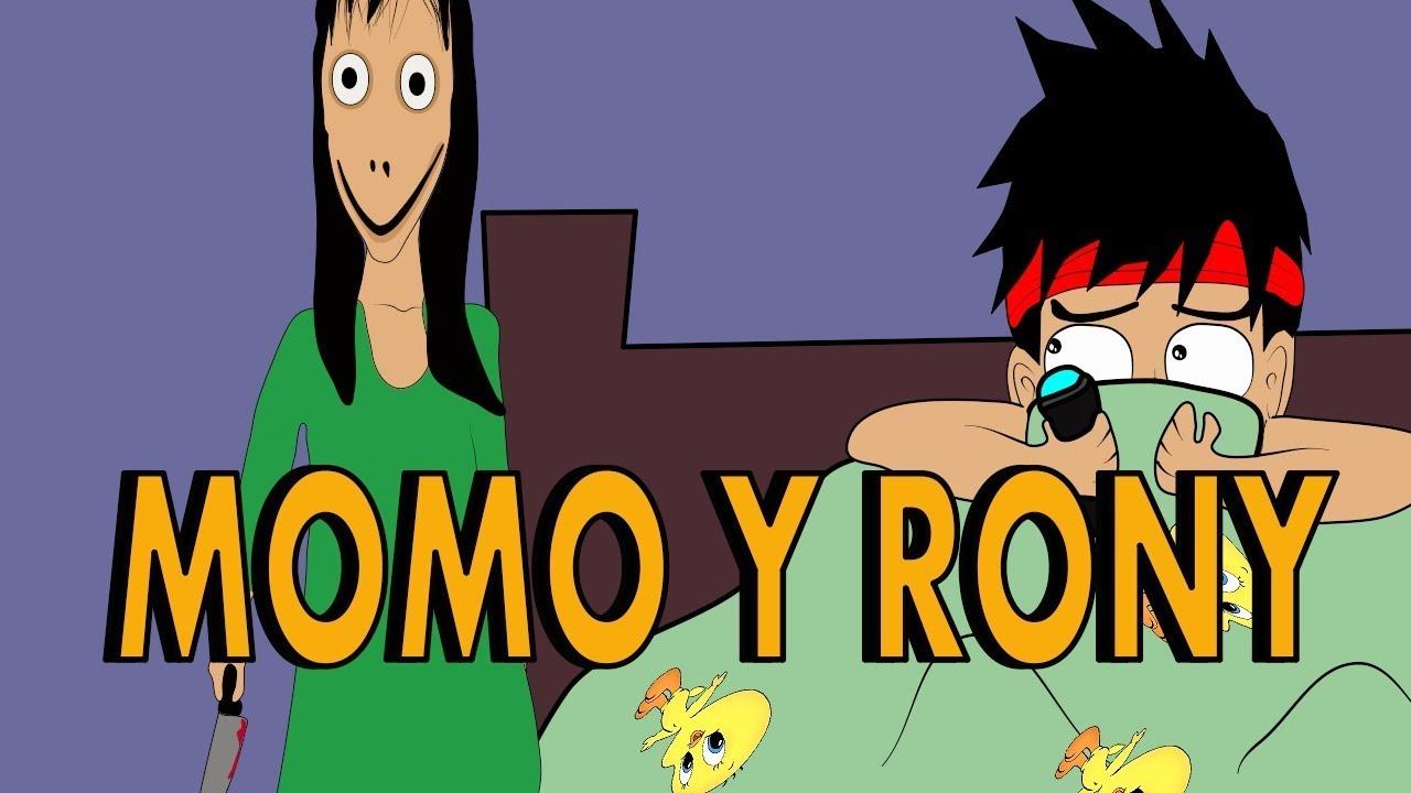 momo y rony capitulo 1 l silverio animation l animacion de francis silverio