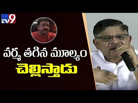 RGV will pay the price for Sri Reddy's comments on Pawan Kalyan : Allu Aravind - TV9