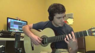 How Deep Is Your Love (Classical/Pop Guitar) -- Vince Carrola
