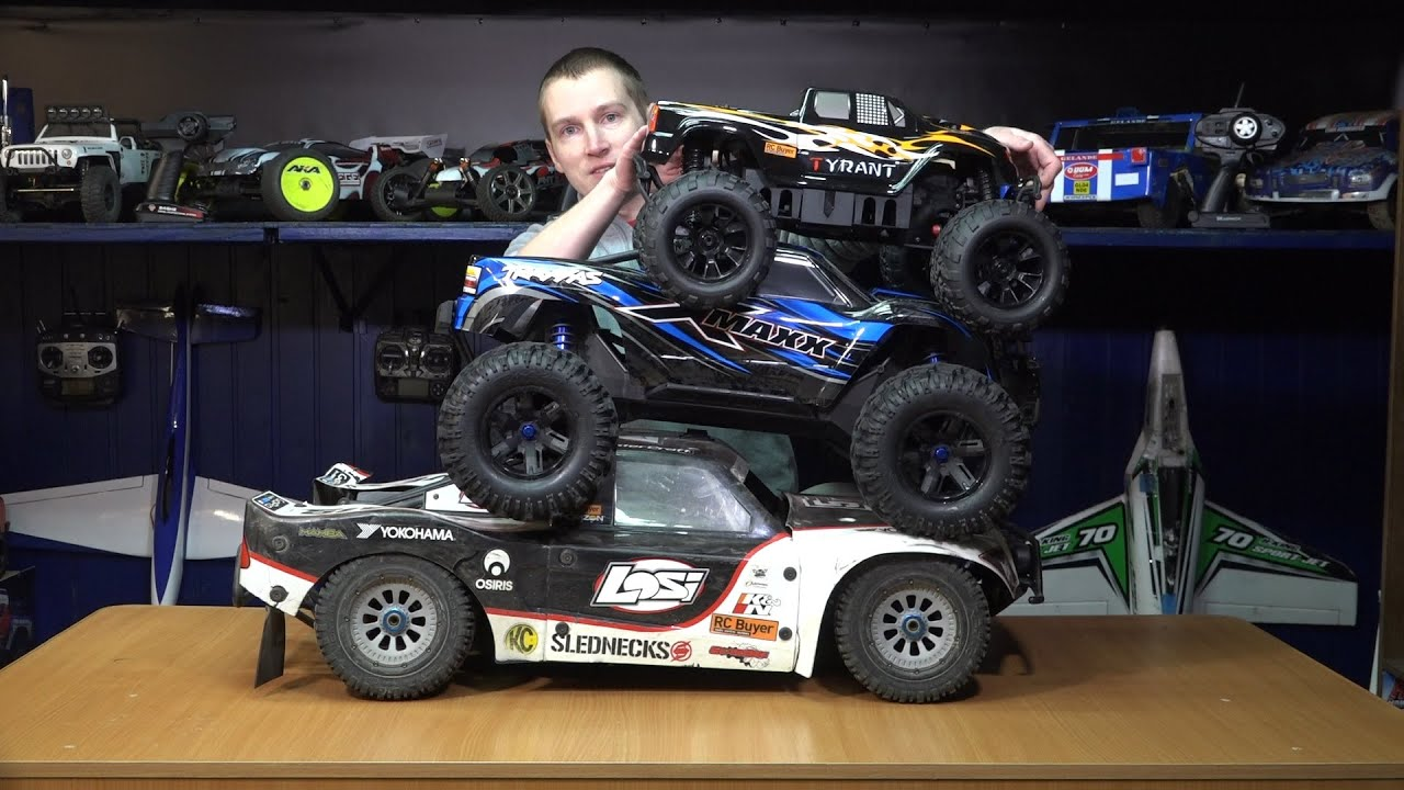 TRAXXAS X-MAXX Bashing to the Extreme XMAXX - YouTube