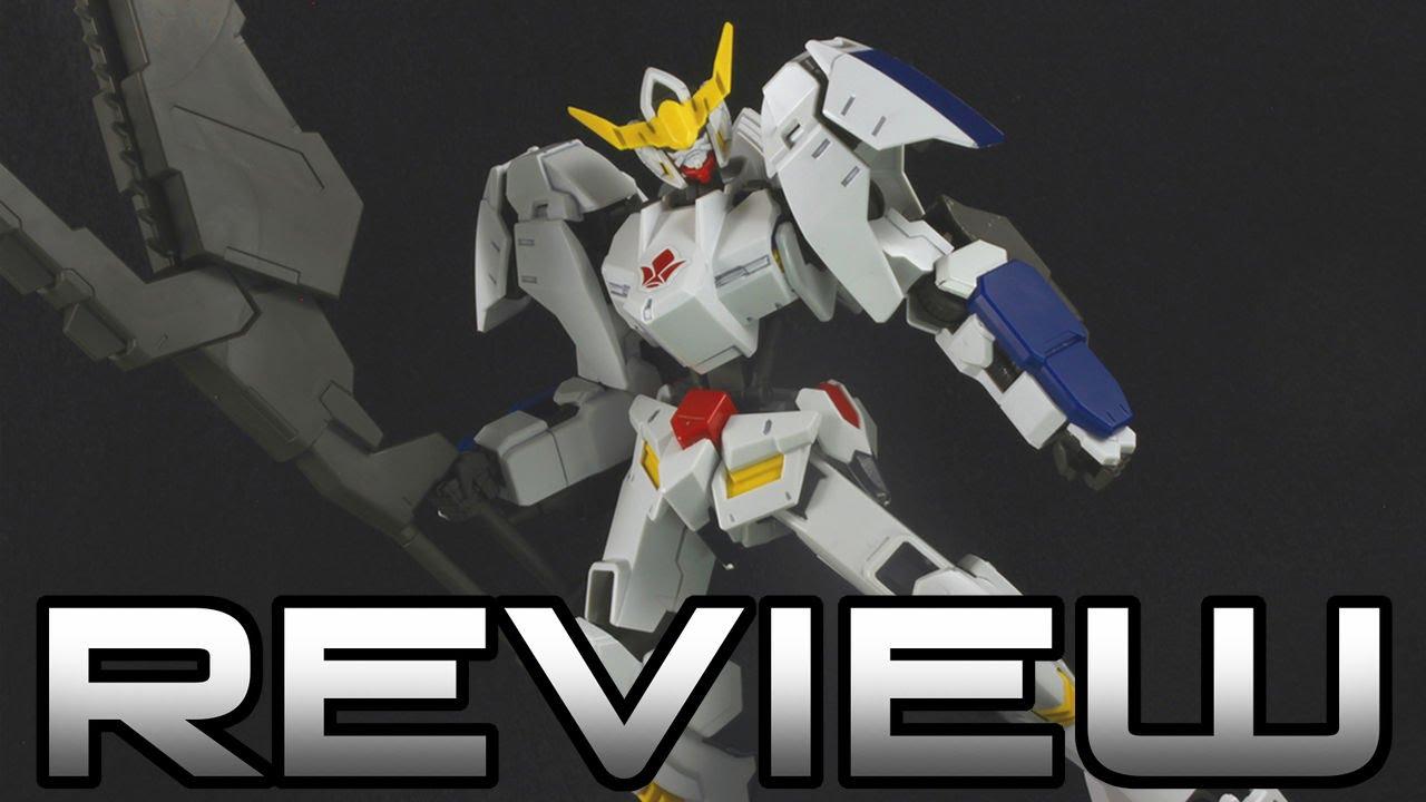 "Hg 1 144 Gundam Barbatos 6th Form Iron Blooded Orphans Gunpla Review ɉ""血のオルフェンズ Youtube"