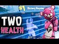 ArE YoU SeRiOuS!? Fortnite Battle Royale INSANE VICTORY