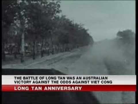 Martin Walsh Producer - Battle of Long Tan - Vietnam War