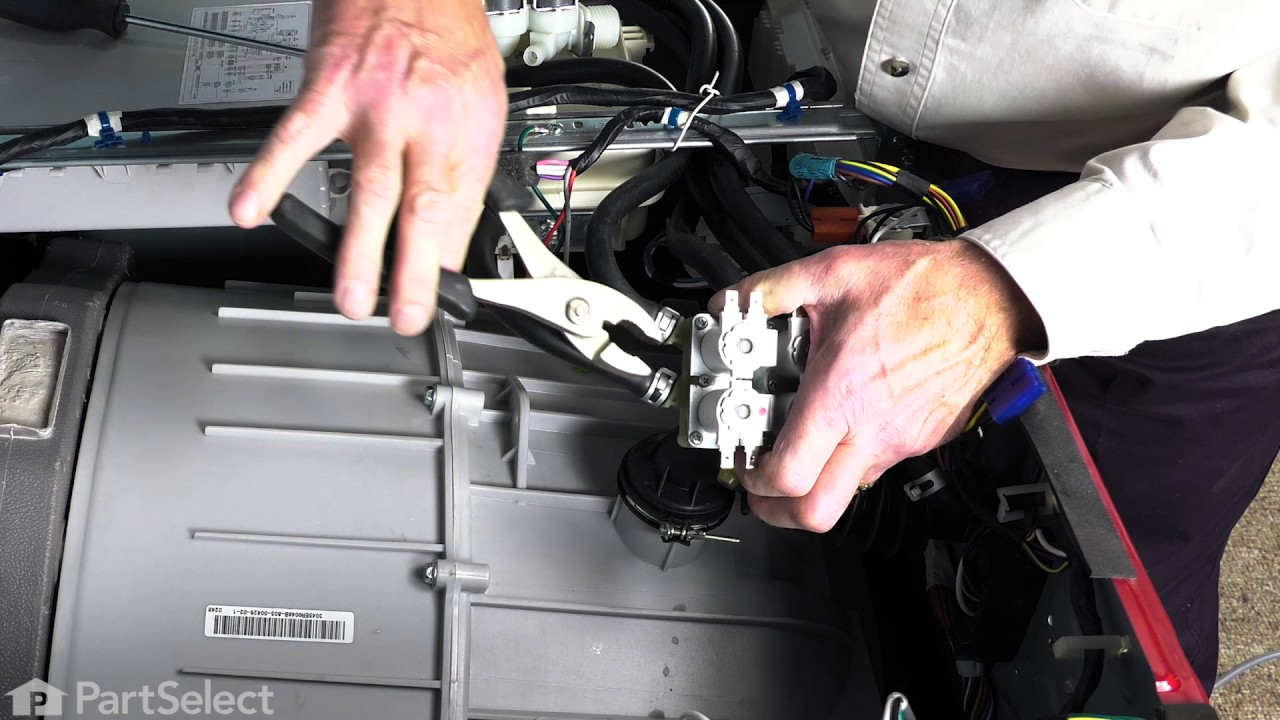 Wm2487hrm Lg Washer Parts Repair Help Partselect